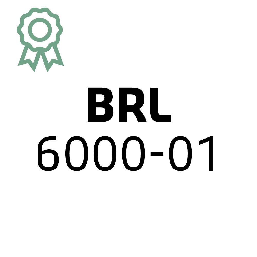 Certificaat BRL6000-02