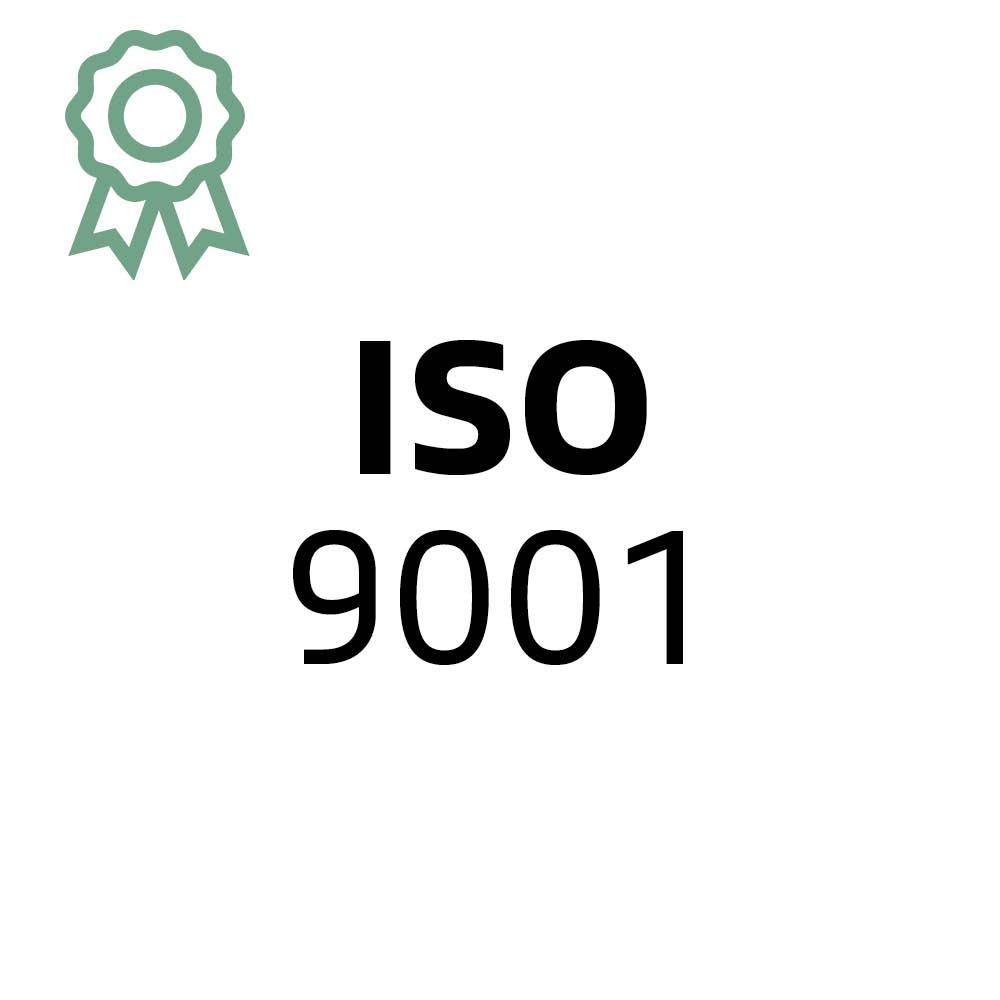 Certificaat ISO 9001 | Hollander Techniek