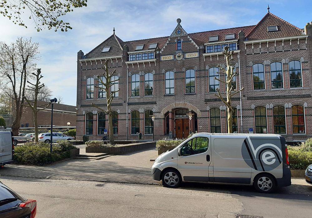 A. Roland Holst College | Hollander Techniek