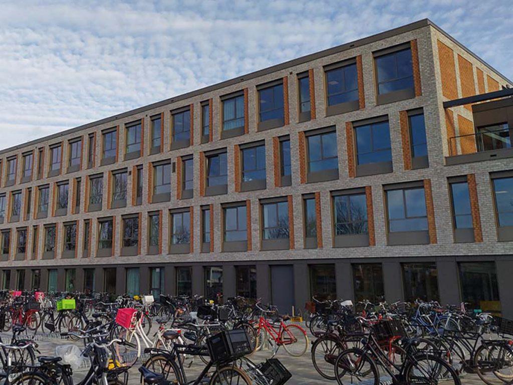 Herman Wesselink College | Hollander Techniek
