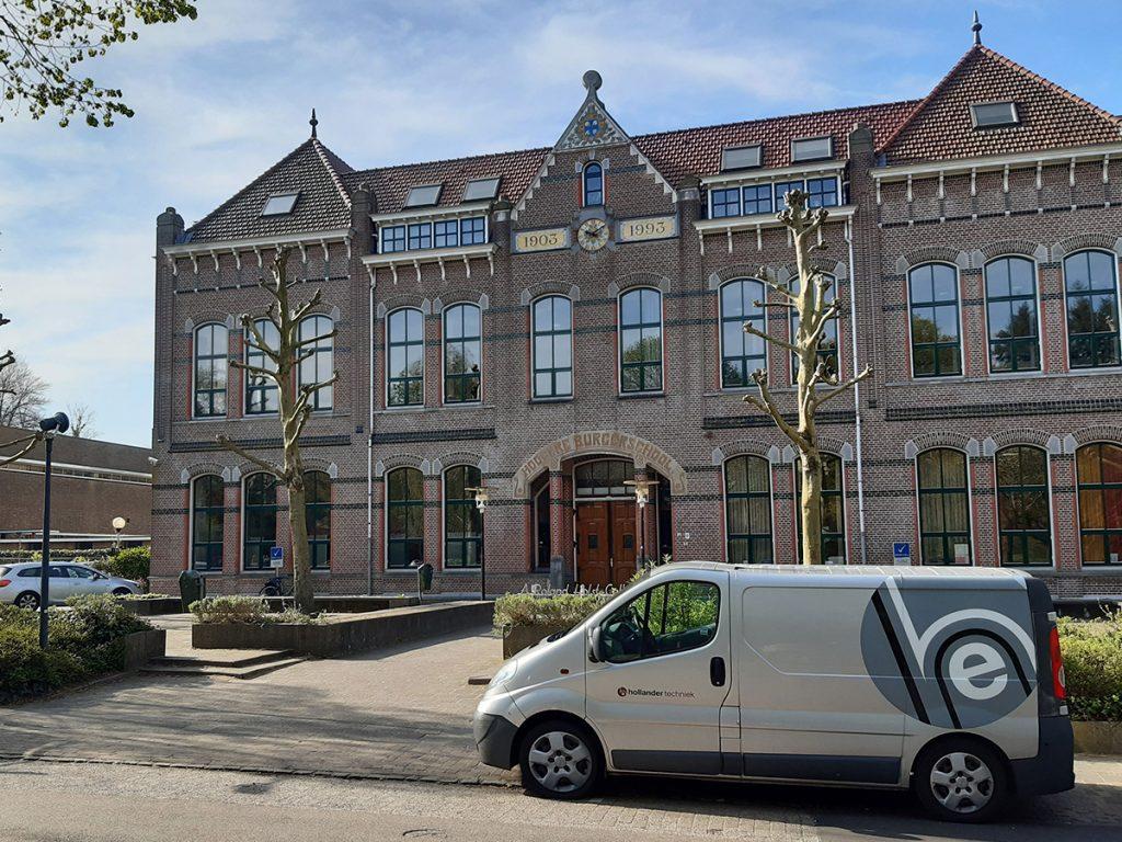 A Roland Holst College uitgelicht