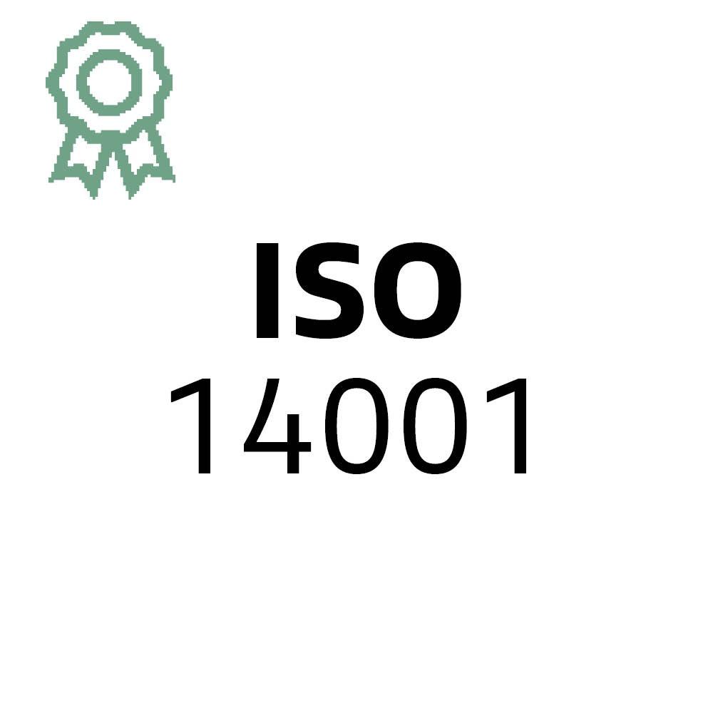 Certificaat ISO 14001 | Hollander Techniek