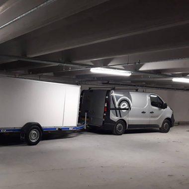 Q-Park Oostenburg | Hollander Techniek