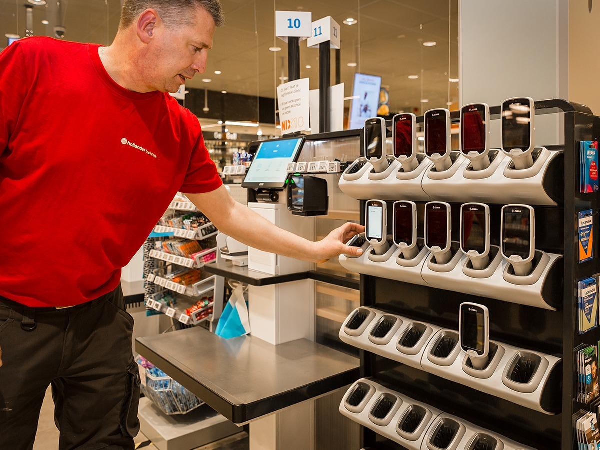 Retailtechniek | Hollander Techniek