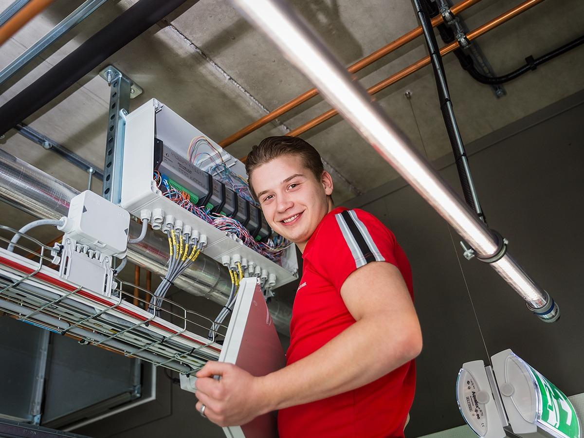 Elektrotechniek | Hollander Techniek
