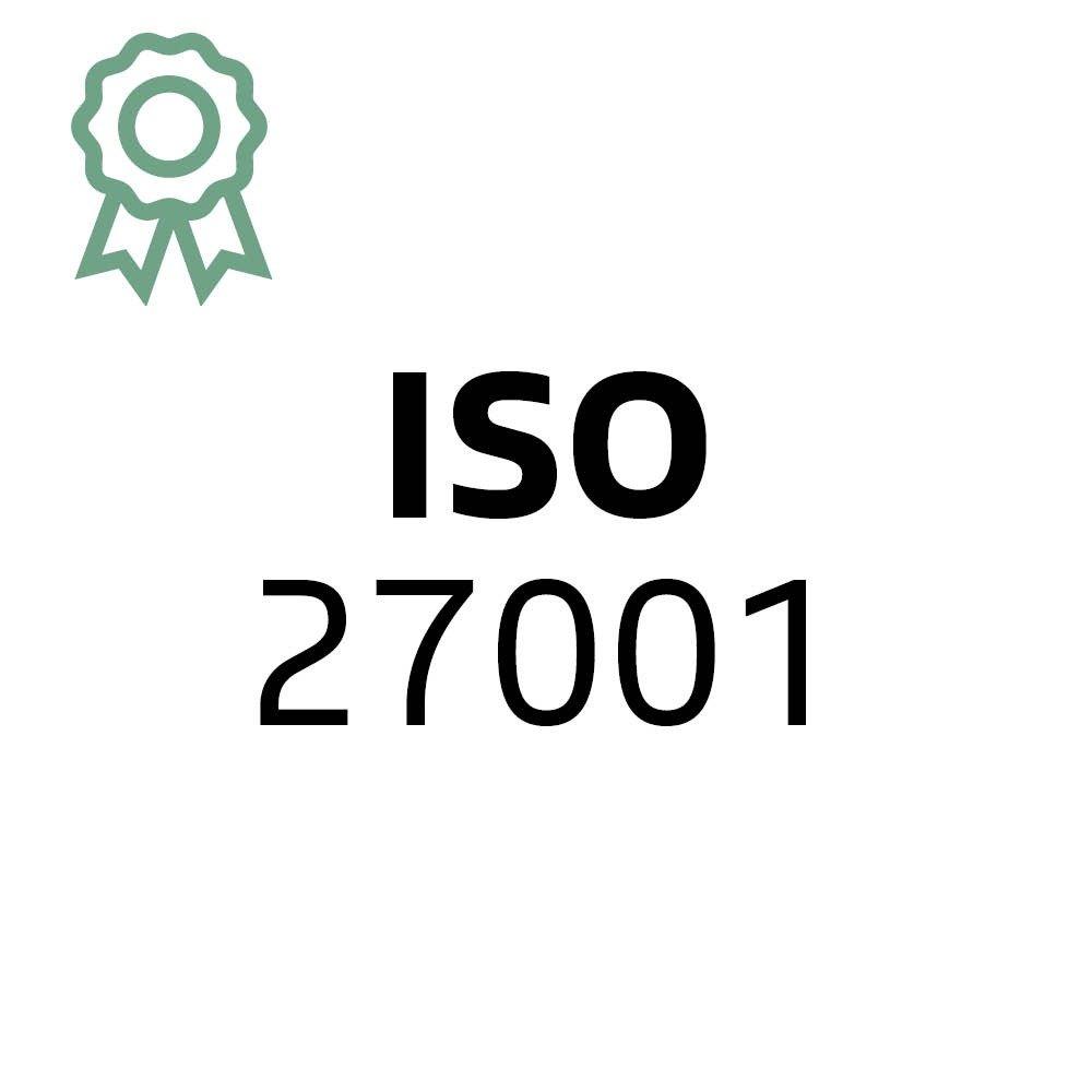 Certificaat ISO 27001 | Hollander Techniek